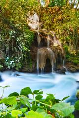 Waterfall Duden at Antalya Turkey