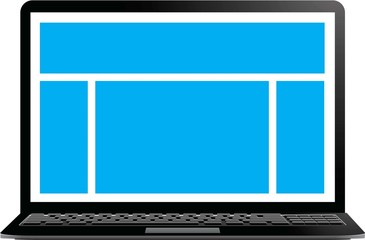 Fully responsive web site design across multiple platforms
