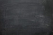 Close up of a black dirty chalkboard - 69072117