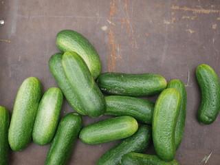cucumber market organic