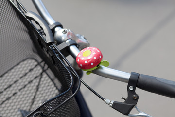 bicycle hand bar