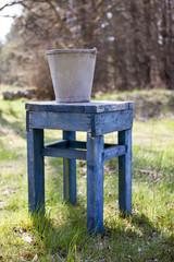 Bucket of Zinc