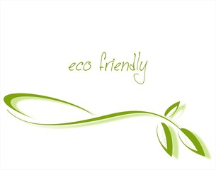 leaves, plant , icon , nature, Eco friendly business logo