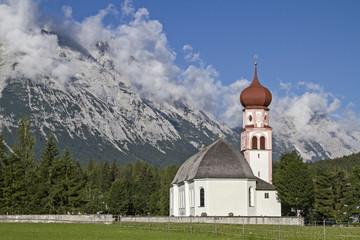 Dorfkirche in Leutasch