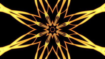 Fly through VJ Looping Animated Background