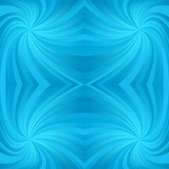 Cyan seamless whirl pattern design