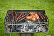 prepared sausages