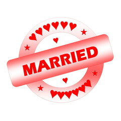 Married stamp