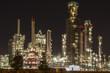 Chemical refinery in Botlek Rotterdam