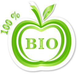 Pomme 100% bio