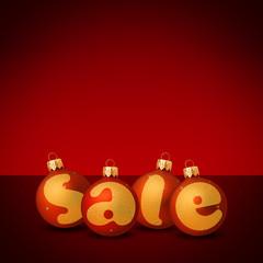 Christmas sale balls
