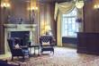 room in classic hotel