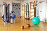 Trainingsraum im Rehazentrum