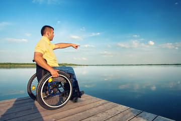 Freiheit trotz Handicap