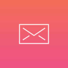 Email - Finely crafted line icons