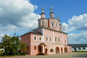 Свято-Успенский Свенский монастырь