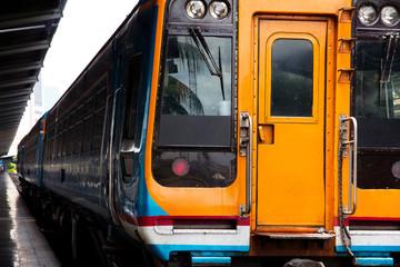 Thailand Commuter Train