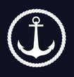 The Icon of anchor - 69087107