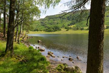 Blea Tarn Lake District Cumbria England UK
