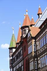 Fachwerkgebäude in Fulda