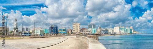 Fotobehang Caraïben The skyline of Havana