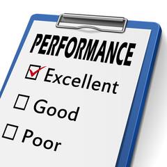 performance clipboard