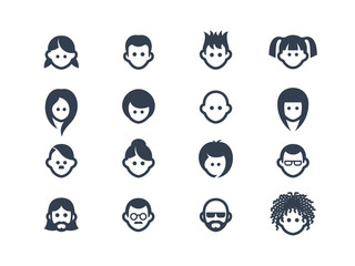 Avatar icons 2