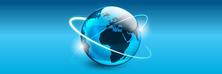 mondo, orbita, satelliti, internet, comunicazione