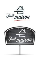 """label """" fait maison """""""