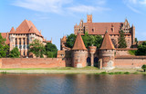 Teutonic Castle in Malbork, Poland - 69091990