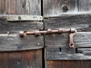 La porta del fienile