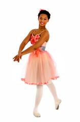African American Ballet Dancer