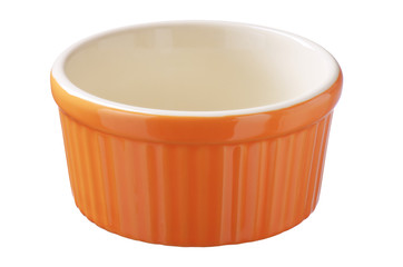 Orange cocotte