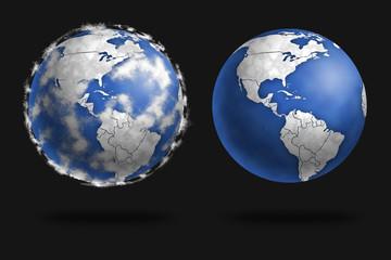 Planetas tierra
