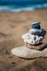 Steinformen auf Kreta