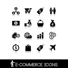 E-Commerce & Shopping  Icons