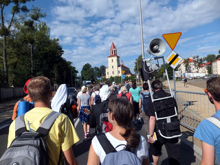 pilgrimage to Our Lady of Jasna Gora in Czestochowa