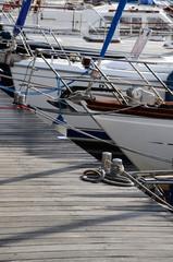 Anlegesteg für Boote