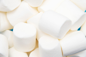 marshmallow closeup