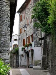 Stone House Village Street