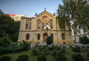 Synagoga Nożyków w Warszawie