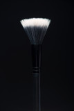 Professional black make-up brush poster