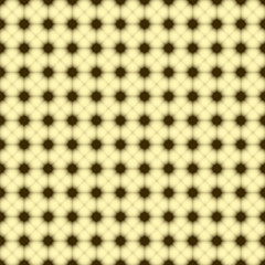 Yellow Background of multiples dots