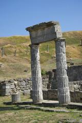 Руины Пантикапея. Керчь