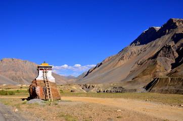 Spiti valley Himalaya