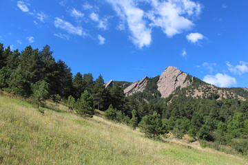 The Flatirons - Boulder (Colorado)