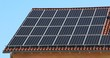 Solarstromanlage auf dem Dach
