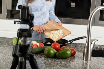 Culinary program in television