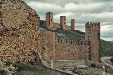 Spanish medieval fortress