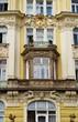 Prag,  Palastfassade am Altstädter Ring